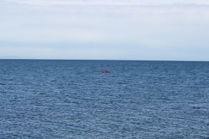 ...thy oceans are so wide and my boat is so small